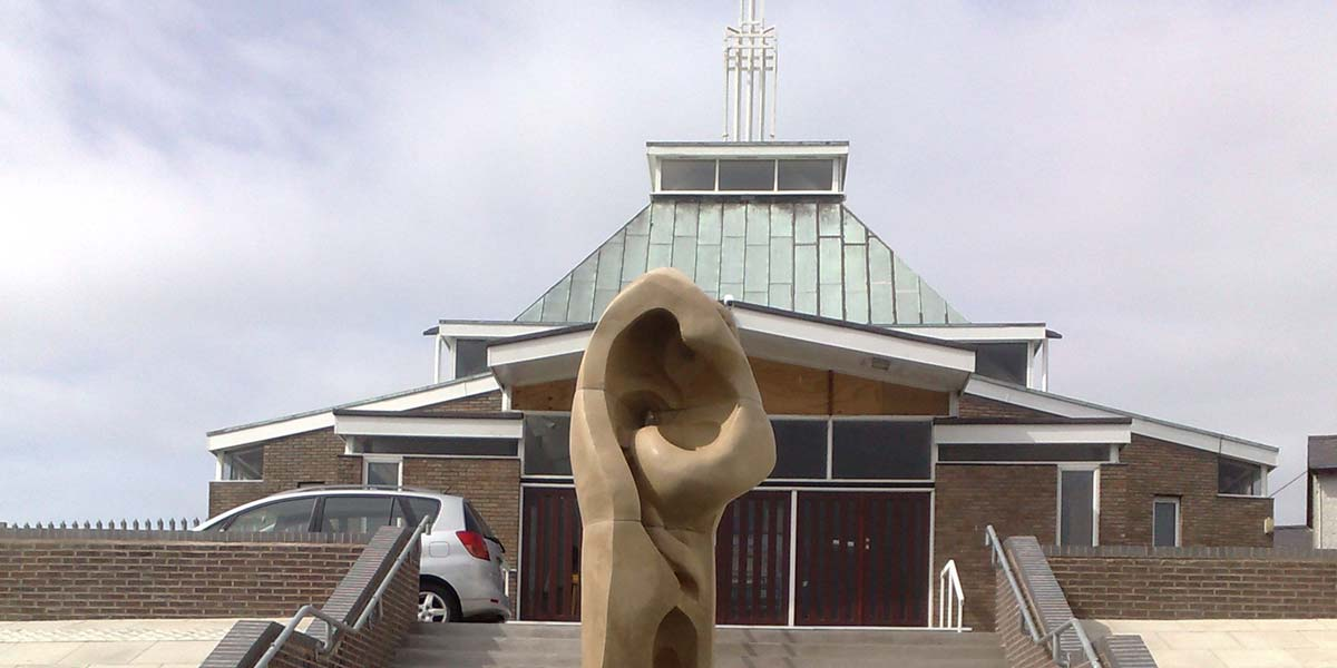 St Mary's Church Holyhead