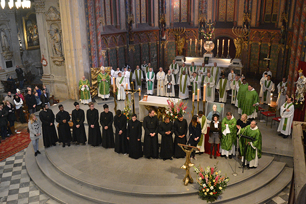 Mass of the Oblates Bicentenary