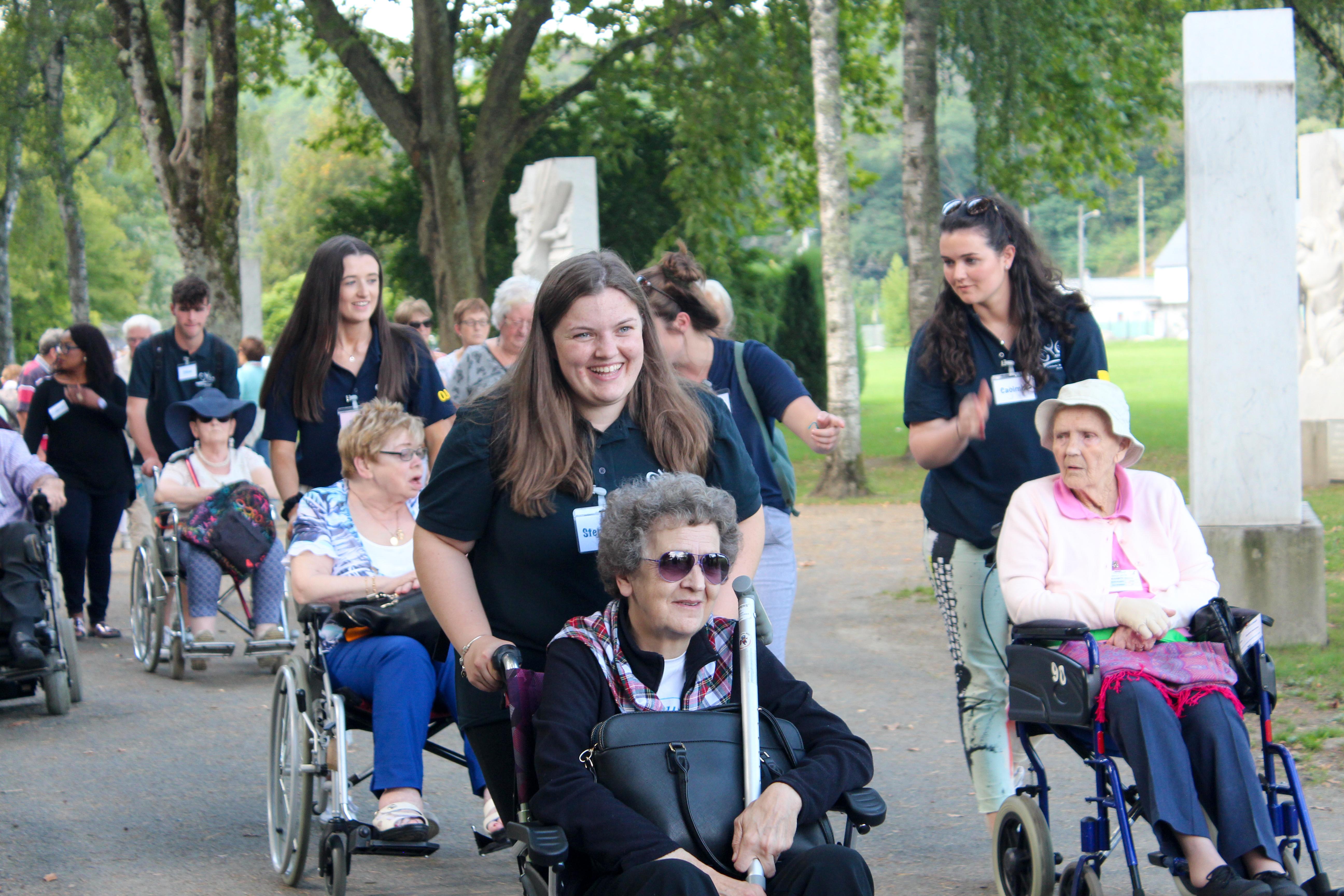 Oblate Lourdes Pilgrimage 2019