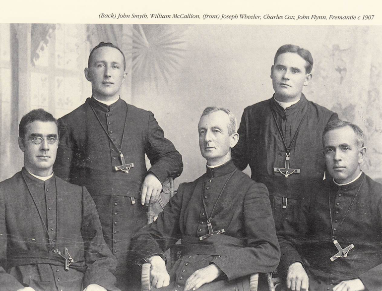 Fr. John Flynn OMI Australia