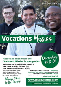 Vocations Mission Poster