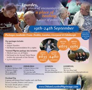 Lourdes Pilgrimage 2020