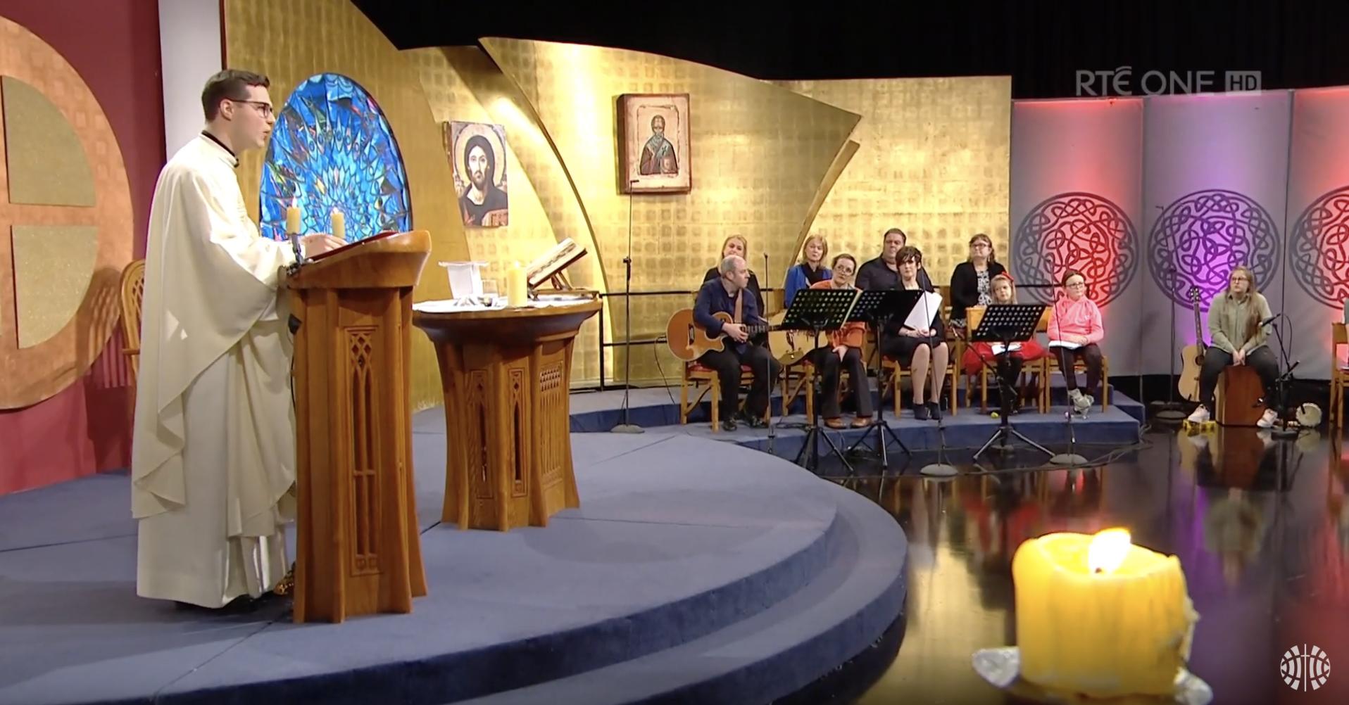Bluebell parish mass RTE