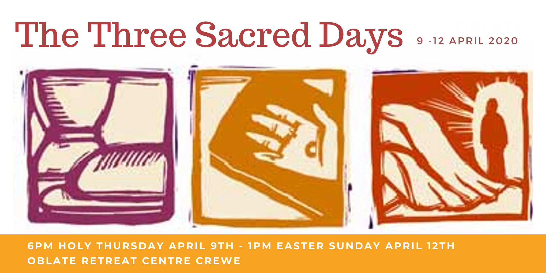 Easter Triduum Retreat