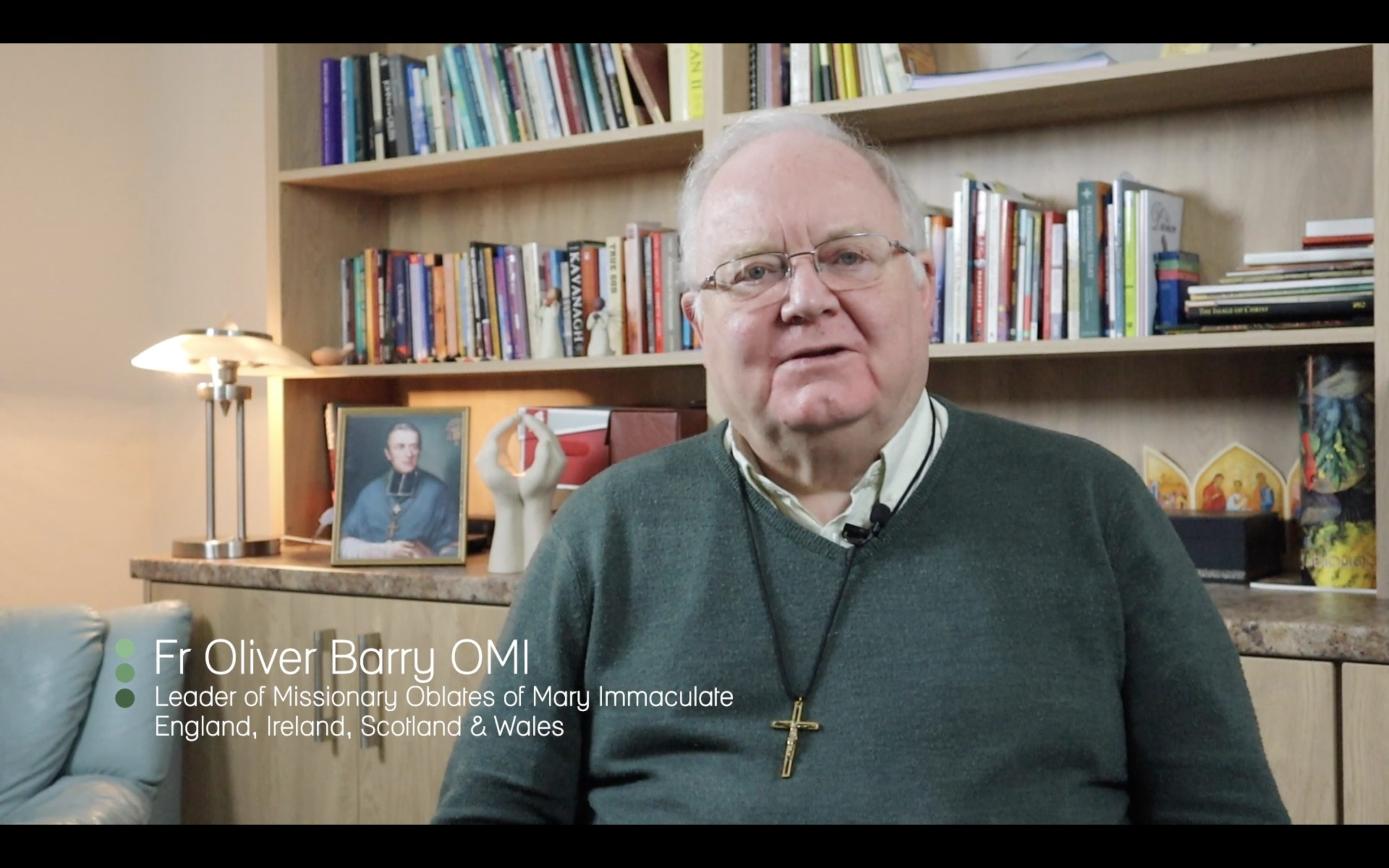 Update Oblate Provincial