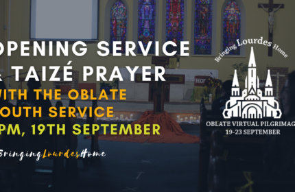 virtual pilgrimage opening service oblates