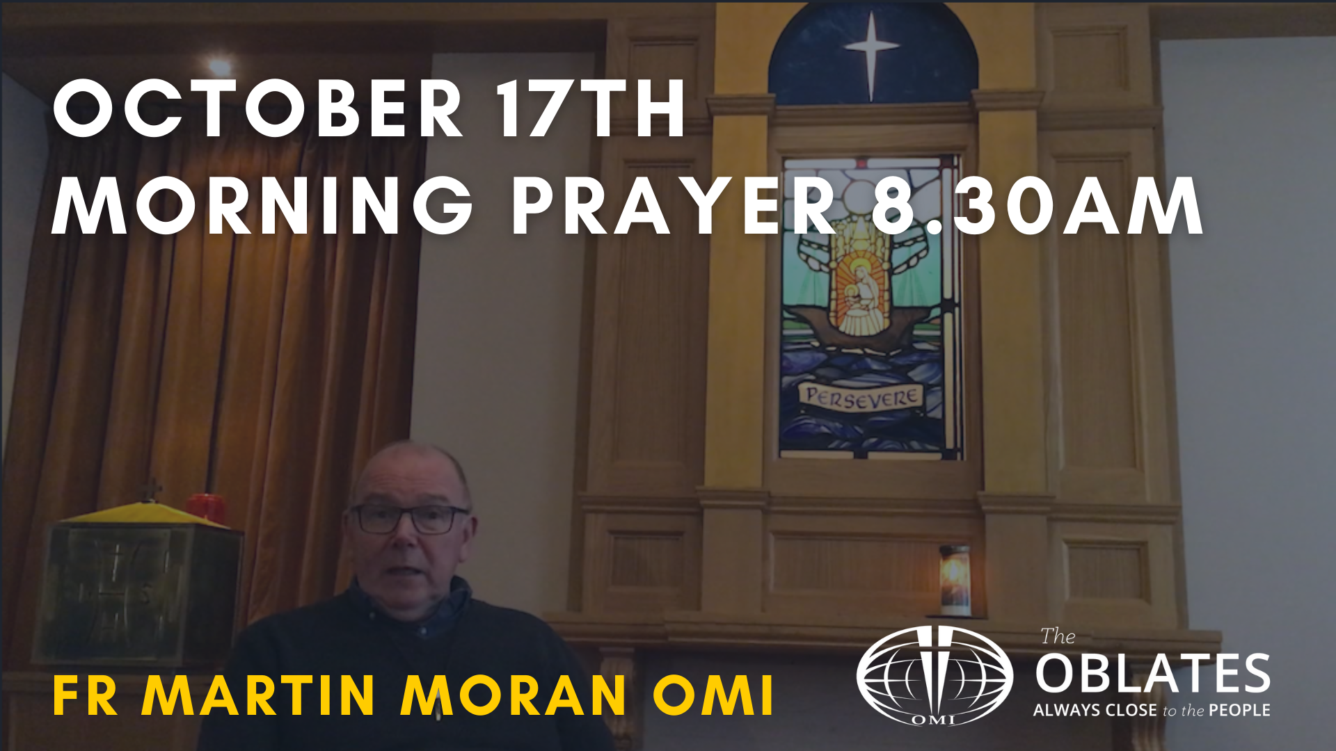 morning prayer october 17th