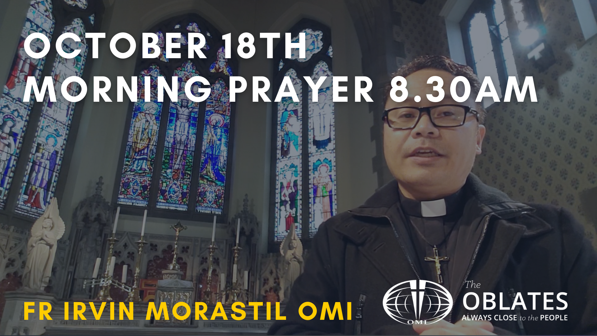 october 18th mission sunday