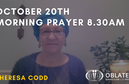 morning prayer october 20th