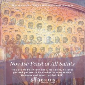 november 1st all saints