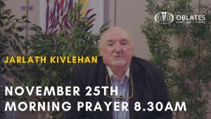 morning prayer november 25th