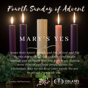 december 20th fourth sunday of advent