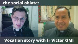 Social Oblate Father Victor Manuel Patricio Silva, Oblate of Mary Immaculate
