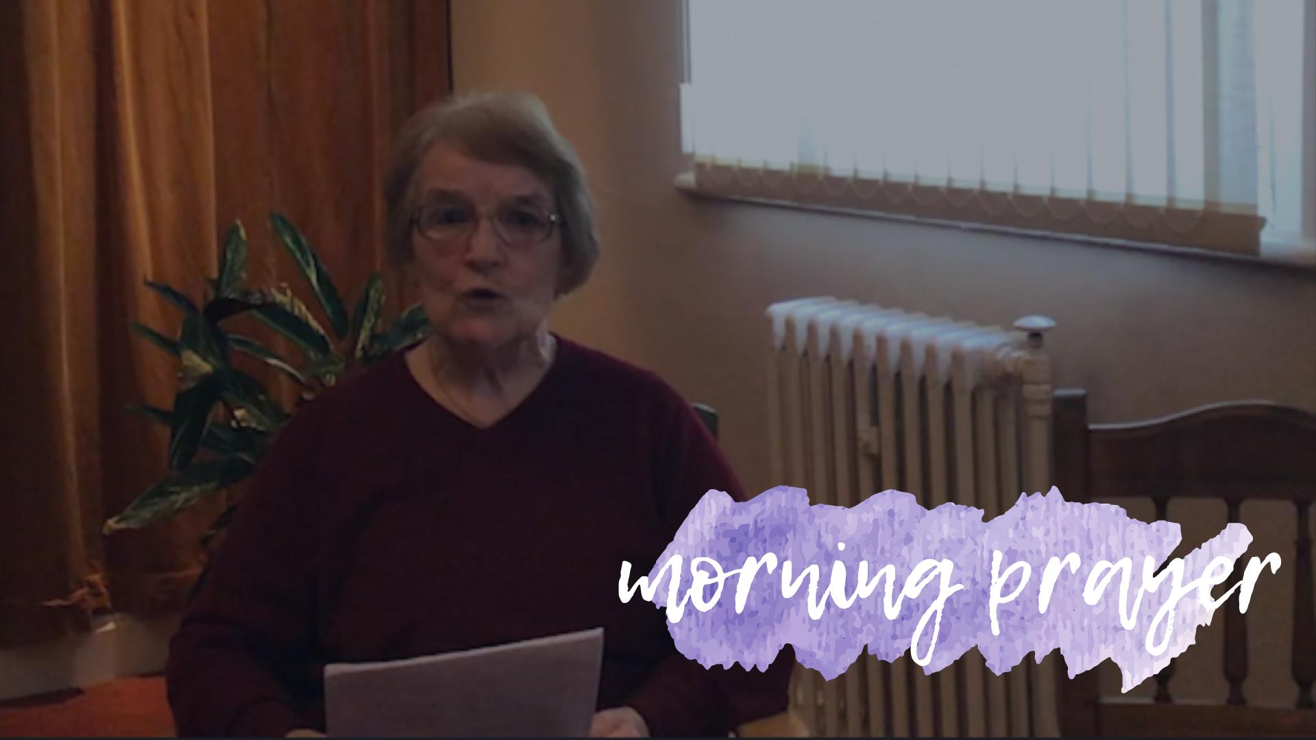 friday morning prayer february 19th