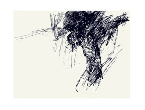 Praying the Way of the Cross 2021 : Jesus dies on the cross by Luc Labante
