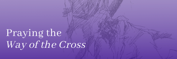 Praying the way of the cross 2021