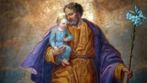 Saint Joseph March 19th