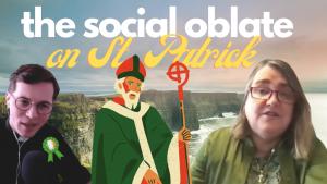 the social oblate saint patrick