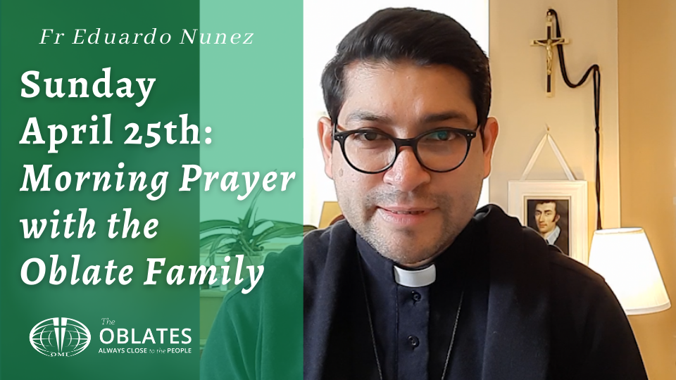 morning prayer april 25th