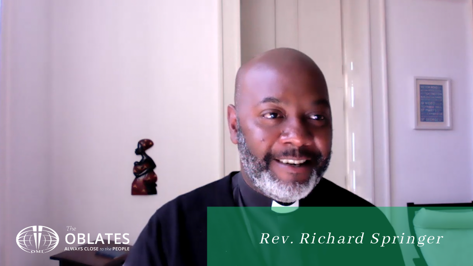 Morning Prayer Video April 23rd