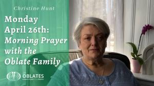 morning prayer april 26th