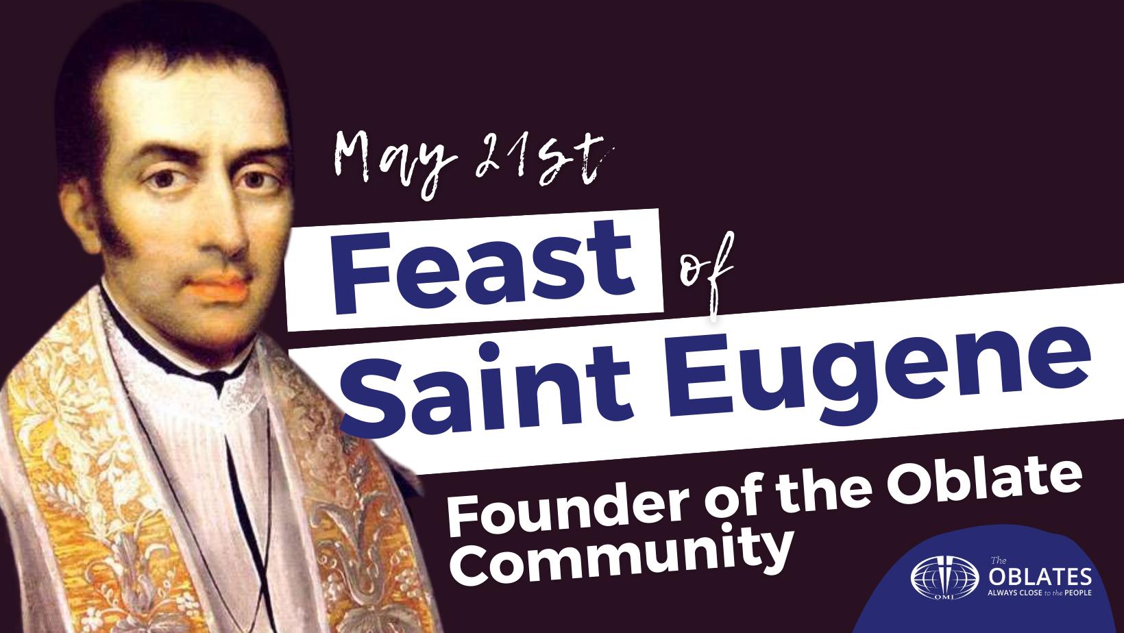 Feast of Saint Eugene May 21st