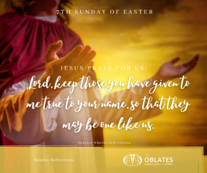 7th Sunday of Easter May 16th