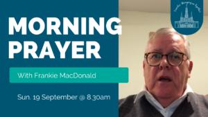 morning prayer lourdes september 19
