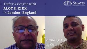 prayer october 17th