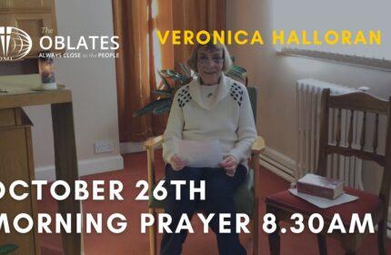 prayer october 25th